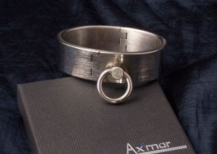 Bracelet Hephaistos 180mm, 20x4, with Classic Bolt with Ring