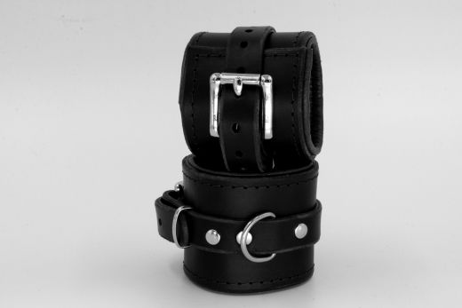 Handfessel Basic schwarz