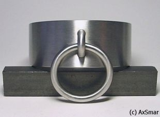 Hephaistos neck collar 50x5