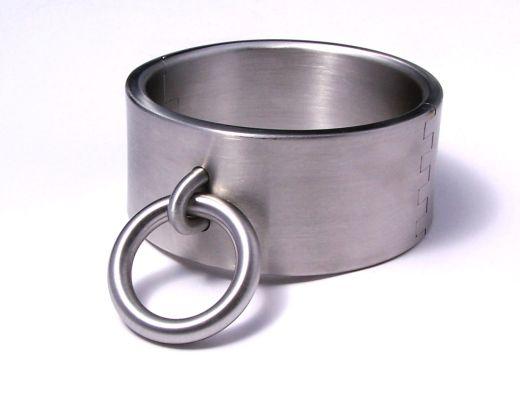 Hephaistos Edelstahl mit Ring 50x5 mm
