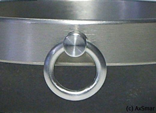Klassische Basis mit Ring, Titan