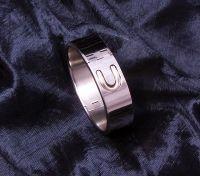 Hephaistos bracelet 185mm with foldout-u-bow