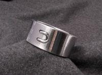 Bracelet Hephaistos 195mm, width 30mm