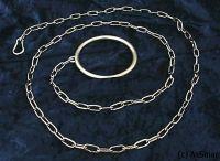 Guiding chain